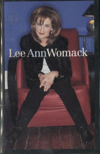 Lee Ann Womack: Self-Titled -19628 Cassette Tape