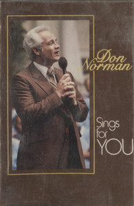 Don Norman: Sings for You Cassette Tape
