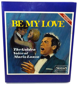 Mario Lanza: Be My Love - Reader's Digest 8 Track Tape Box Set