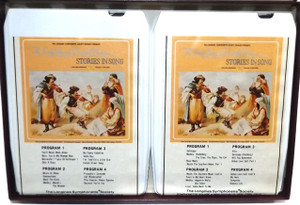 Stories in Song - Longines Symphonette Society 8 Track Tape Box Set