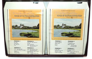 Songs of Faith and Inspiration - Longines Symphonette Society 8 Track Tape Box Set