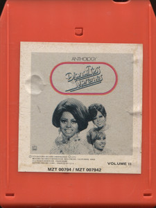 Diana Ross & the Supremes: Anthology, Volume II - 8 Track Tape