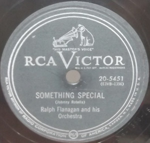 Ralph Flanagan: Peter Piper Boogie / Something Special - 78 rpm Record