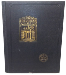 1929 The Fredonian - State Normal School High School Yearbook - Fredonia, NY