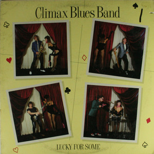 Climax Blues Band: Lucky for Some - LP Vinyl Record Album