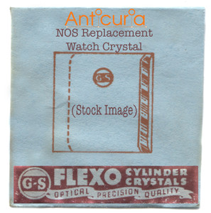 Vintage NOS Flexo Replacement Watch Crystal for Sale in Original Package