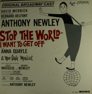 Various Artists: Stop the World, I Want to Get Off - LP Vinyl Record Album