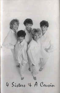 4 Sisters and a Cousin: 4 Sisters & A Cousin - Self-Titled Audio Cassette Tape