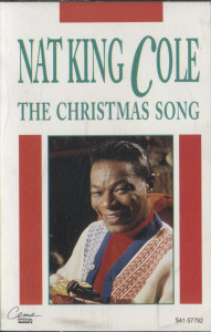 Nat King Cole: The Christmas Song - Audio Cassette Tape