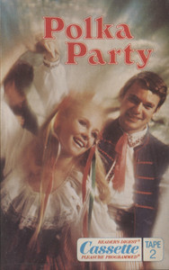Various Artists: Reader's Digest Polka Party, Tape 2 - Audio Cassette Tape