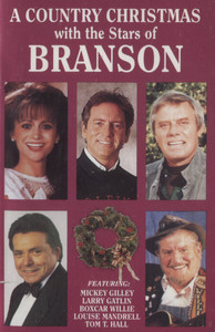 Various Artists: A Country Christmas with the Stars of Branson - Audio Cassette Tape