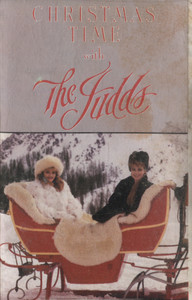 The Judds: Christmas Time with the Judds - Vintage Audio Cassette Tape