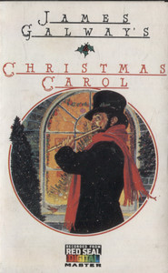 James Galway & Others: James Galway's Christmas Carol -  Audio Cassette Tape