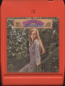 Jeannie C. Riley: Country Girl - 8 Track Tape
