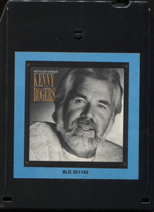 Kenny Rogers: We've Got Tonight - 8 Track Tape