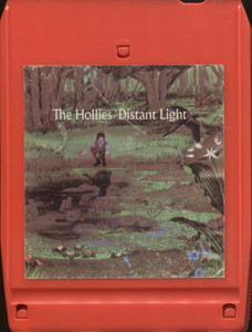 The Hollies: Distant Light - 8 Track Tape