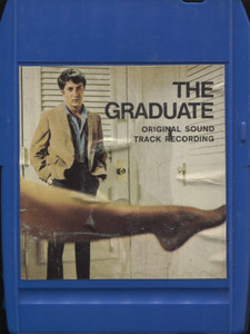 Simon and Garfunkel: The Graduate, Original Soundtrack - 8 Track Tape