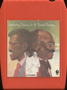 Sammy Davis Jr. & Count Basie - 8 Track Tape