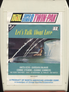 Various Artists: Let's Talk About Love - 8 Track Tape