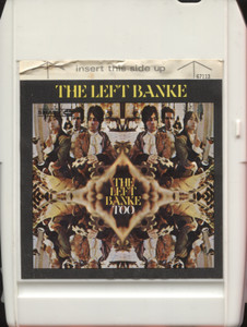 The Left Banke: Left Banke Too - 8 Track Tape