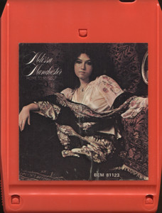 Melissa Manchester: Home to Myself - 8 Track Tape