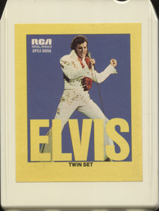 Elvis Presley: Elvis Twin Set - 8 Track Tape