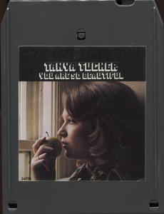 Tanya Tucker: You are So Beautiful - 8 Track Tape