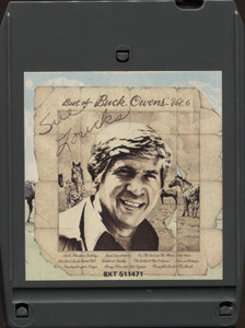 Buck Owens: Best of Buck Owens, Volume 6 - 8 Track Tape