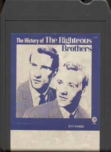 The Righteous Brothers: The History of the Righteous Brothers - 8 Track Tape