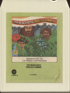 The Beach Boys: Endless Summer - 8 Track Tape