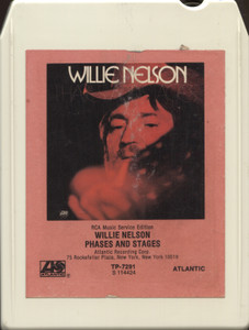 Willie Nelson: Phases and Stages - 8 Track Tape
