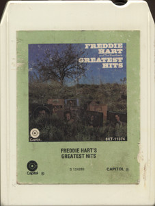 Freddie Hart: Greatest Hits - 8 Track Tape