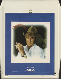 Don Williams: Portrait - Vintage 8 Track Tape Cartridge