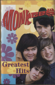 The Monkees: Greatest Hits  -  Audio Cassette Tape