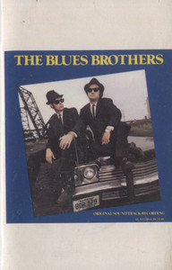 The Blues Brothers, Original Soundtrack Recording -  Audio Cassette Tape