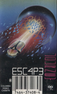Journey: Escape -  Audio Cassette Tape