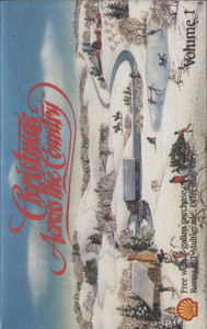 Various Artists: Christmas Across the Country, Volume 1 (Shell Oil Collector Album) -  Audio Cassette Tape