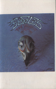 Eagles: Their Greatest Hits 1971-1975 -  Audio Cassette Tape