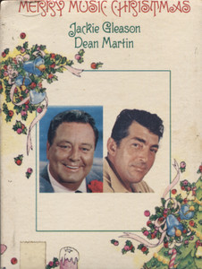 Jackie Gleason & Dean Martin: Merry Christmas Music - 8 Track Tape