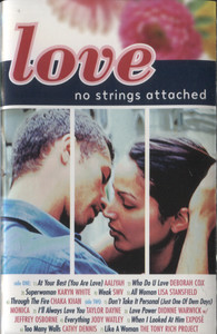 Various Artists: Love, No Strings Attached -  Audio Cassette Tape