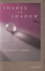 Quintana & Speer: Shades of Shadow -  Audio Cassette Tape