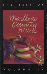 Various Artists: The Best of Marlboro Country Music, Volume IV -  Audio Cassette Tape