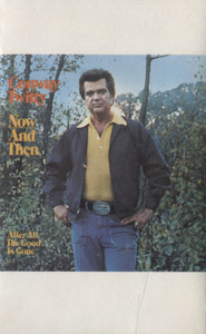 Conway Twitty: Now and Then -  Audio Cassette Tape