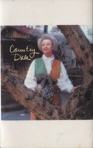 Dale Evans: Country Dale -  Audio Cassette Tape