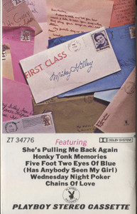 Mickey Gilley: First Class -  Audio Cassette Tape