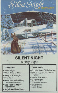 Various Artists: Silent Night, A Holy Night -  Audio Cassette Tape
