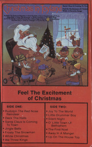 Various Artists: Christmas in Toyland -  Audio Cassette Tape