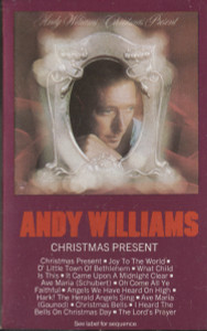 Andy Williams: Christmas Present -  Audio Cassette Tape