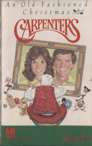 Carpenters: An Old-Fashioned Christmas -  Audio Cassette Tape