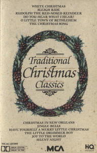 Various Artists: Traditional Christmas Classics - Audio Cassette Tape